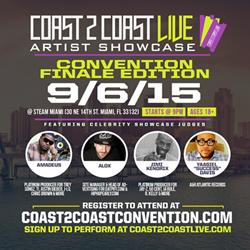 Coast 2 Coast Convention 2015