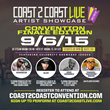 New Music Industry Panelists and Finale Showcases Added To Annual Coast 2 Coast Music Conference.