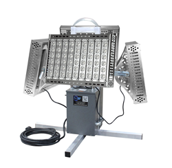 LED Flood Lighting System that produces 208,000 lumens of light