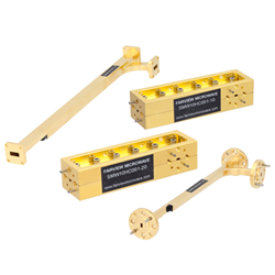 Fairview Microwave Expands Family of Waveguide Directional Couplers Up to 110 GHz