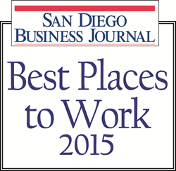 Best Places to Work in San Diego 2015