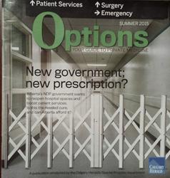 Options Magazine Calgary Herald