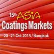 15th Asia Coatings Markets Outlines Prospects in Asia's Paints & Coatings Sector
