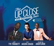 Tye Tribbett, Jason Crabb Join Forces on the Up Close and Personal Tour