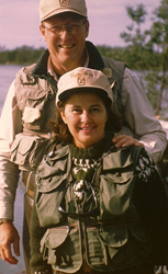 Frontiers International Travel, Susie Fitzgerald, Fly fishing