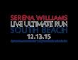 Serena Williams Live Ultimate Run South Beach