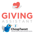 Giving Assistant Acquires CheapTweet to Enhance Delivery and Access to Money-Saving Social Media Deals
