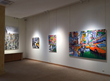 2015 Tom Christopher Exhibition at Galerie Tamenaga in Paris
