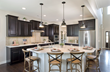Del Mar Kitchen by Shea Homes