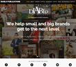 Diablo Publications Launches New Company Website