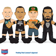 Bleacher Creatures Announces New Partnership With WWE®
