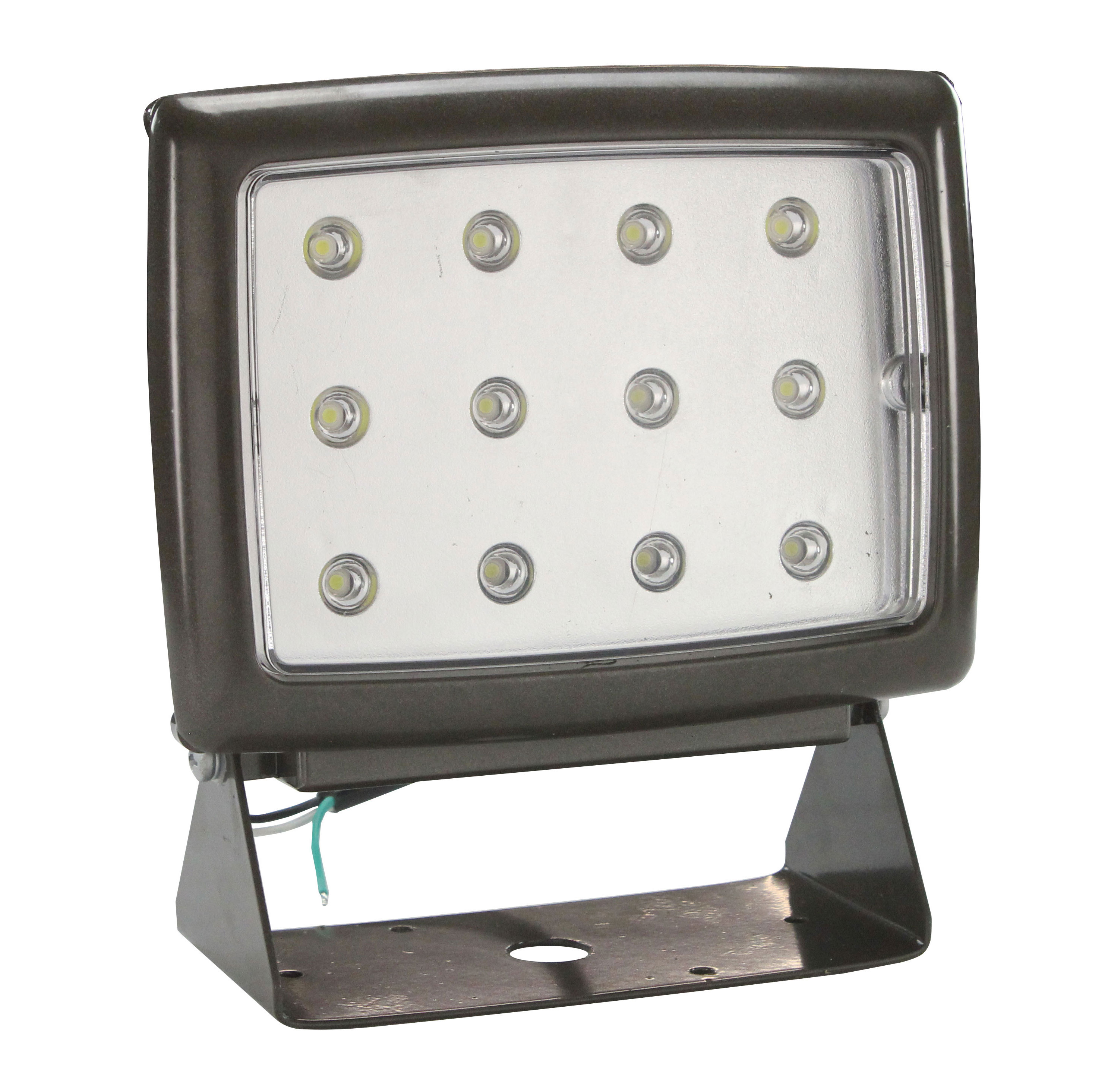 Larson electronics releases 40 watt led wall pack light with 30 cord and general use plug - Consider led wall pack lighting home ...