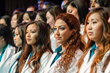 New KGI School of Pharmacy Students at the 2015 White Coat Ceremony.
