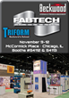 Beckwood and Triform to Showcase 360-Degree Manufacturing Capabilities at Fabtech 2015