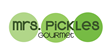 Mrs. Pickles Gourmet New Logo