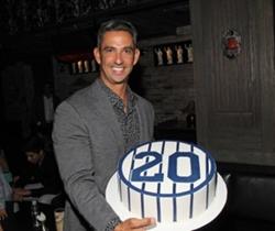 Jorge-Posada-Sam-Levinson-Seth-Levinson-ACES-Inc.-Baseball