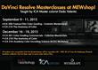 Manhattan Edit Workshop Now Offers Resolve 12 Workshops