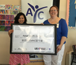 US Bankcard Services, Inc. Donates to the Asian Youth Center