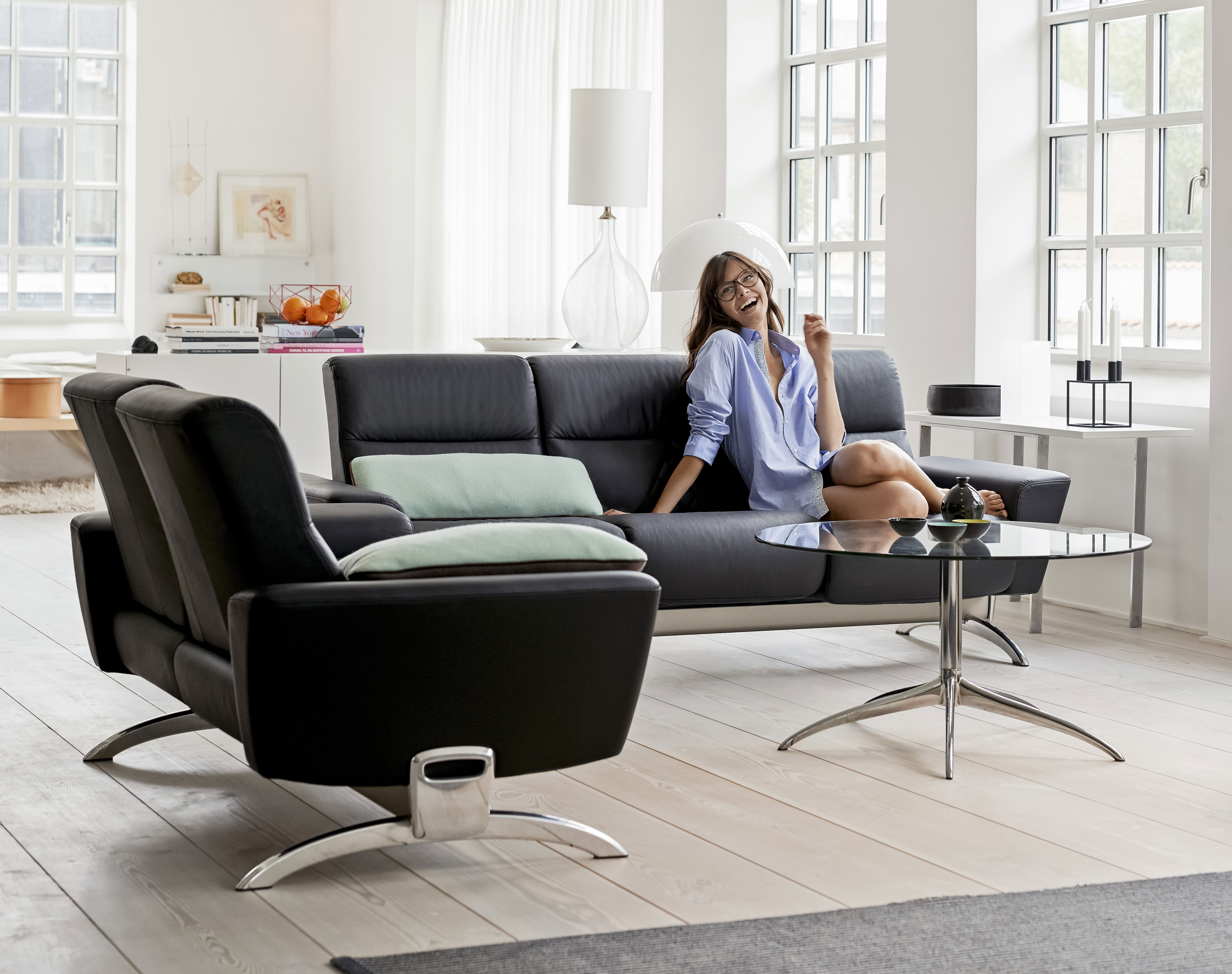 Julia Sofa CollectionThe Julia Sofa Collection By Stressless You