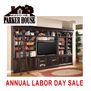 Parker House Furniture Labor Day Annual Sale at Homelement
