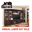 Parker House Furniture Labor Day Annual Sale at Homelement.com