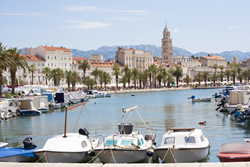 Travel to Split in Croatia with Central Holidays