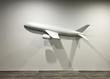 7 foot (2 meter) Aircraft Exhibit Model