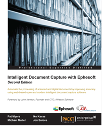 Intelligent Document Capture with Ephesoft – Second Edition