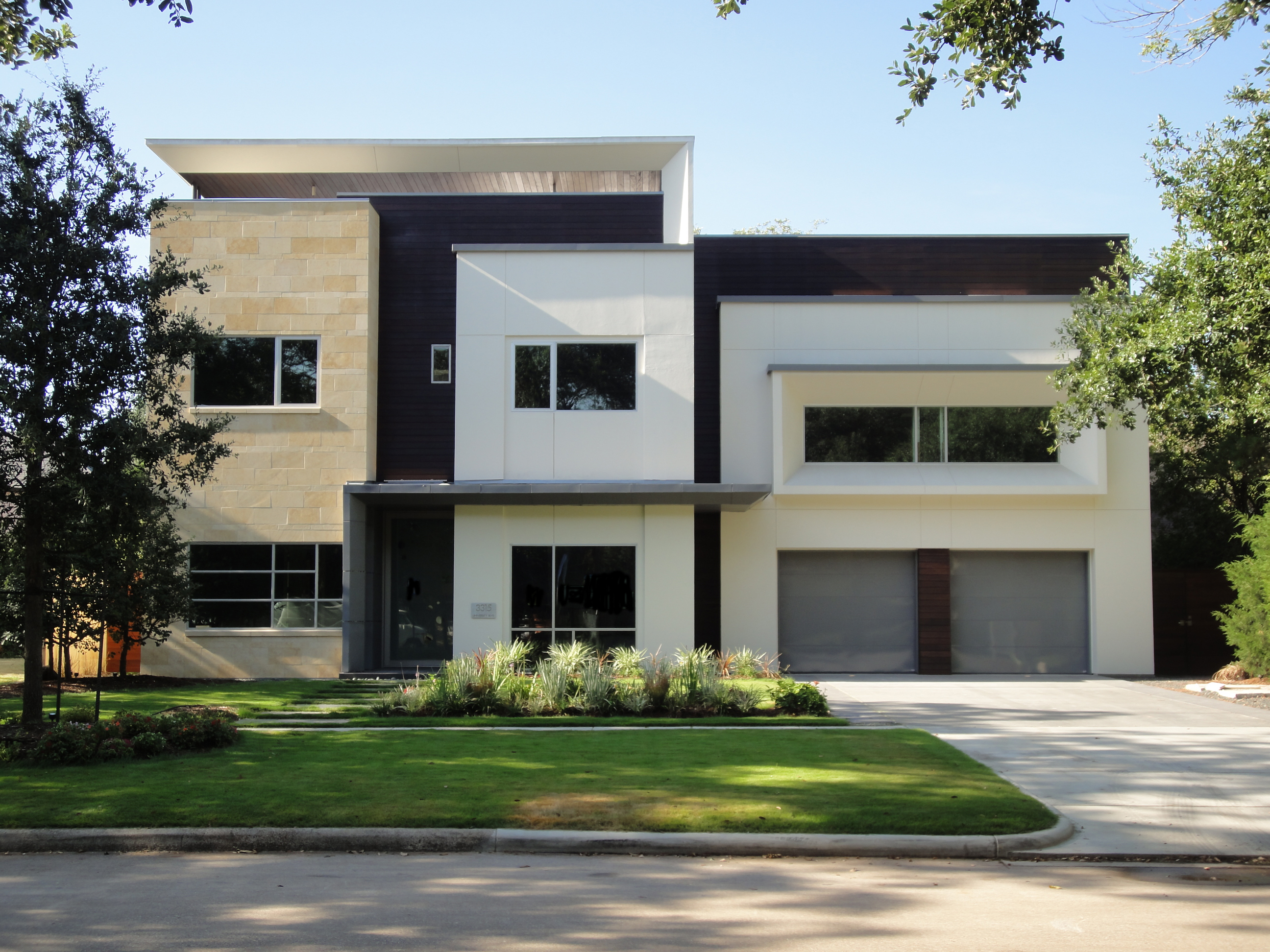 Modern home tours returns to houston for Contemporary homes houston