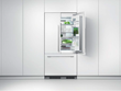Good-bye Gaps: Flush-fit Fridges Are Fall's Sought-after Appliance