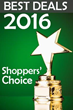 2016 Shoppers' Choice Awards
