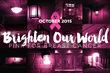 "Mood-lites® is proud to launch ""Brighten Our World"" Campaign to Raise Money and Awareness for Breast and Ovarian Health Across America in Partnership with Bright Pink®"