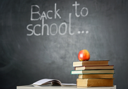 Tips for Organizing a New Home for the Back to School Season