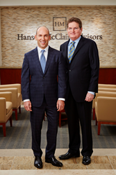 Investment Advisors Scott Hanson and Pat McClain Named to Barron's Top 100 (Again!)