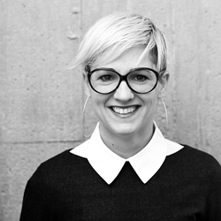 Sara Frisk is ÄKTA's new Vice President of Brand Strategy