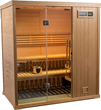 Finnleo Introduces Hallmark Series Saunas