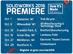 Graphics Systems' 2016 SOLIDWORKS Premiere