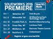 Graphics Systems Announces SOLIDWORKS 2016 Premiere Events