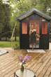 "Say ""Hello"" to the Brand New Finnleo Terrace Outdoor Saunas"