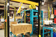 Currie by Brenton Showcases at Pack Expo 2015 a Small Footprint, Robotic Palletizing System for the Pharmaceutical Industry