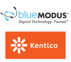 BlueModus, a top Kentico Gold Partner