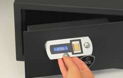 Fast Acess Biometric Safe
