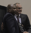 2014 Plant Manager of the Year Victor Williams of CAT - ISO and Lt. Governor Cagle