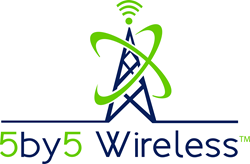 5by5 Wireless is a world-wide breakthrough now allows a wireless service provider to offer telephone, internet and broadcast services in any area but can focus on rural and remote areas that, up to now, using current systems, have been economically unfeas