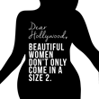 Award-Winning Screenwriter Uses Crowdfunding Campaign to Change Hollywood's Ideal of Beauty to Include PLUS-SIZE Women