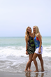 Two of the Hottest Brands in Tennis Fashion Collaborate to Create Lucky In Love for The Ellison Sisters