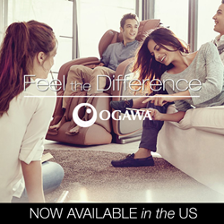 Ogawa Massage Chair New Release Feel the Difference