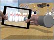 Bowling Ball Hits Pins