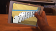 iPad Knocks Virtual Dominos