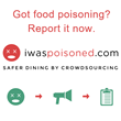 Iwaspoisoned.com Cited By CBS News in Recent Potential Food Poisoning Outbreak